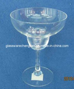 Hand Made Clear Margrita (MARTINI) Glass (B-839) pictures & photos