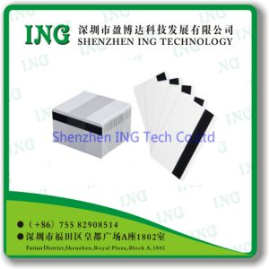 Hot Selling Good Quality Plastic PVC Card/ Magnetic Stripe Smart Card