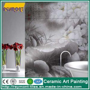 High Grade Customized Ceramic Art Painting