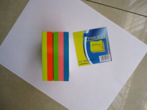 Sticky Notes/ Posit-It Note/Memo Stick Notes/Self Stick Notes pictures & photos