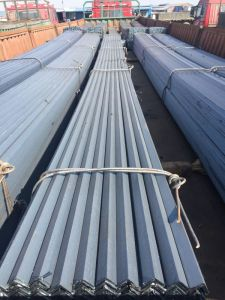 Prime Quality Hot Rolled Mild Carbon Angle Steel Bar for Construction pictures & photos