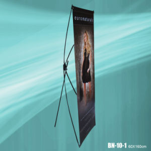 Custom Printed Economic X Banner Stand (BN-10-1) pictures & photos