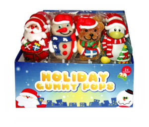 Christmas Gummy Pops (24008)