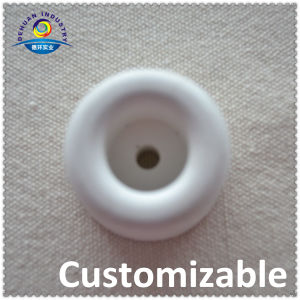 Patio door rubber stopper