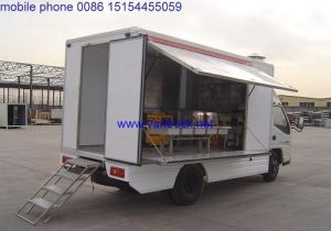 Catering Trailer (TC01-D)