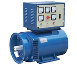 5kw To75kw Brush AC Alternator with Control Box pictures & photos