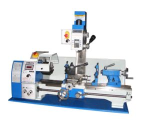 Lathe Mill and Drill Machine (WMD25V) pictures & photos