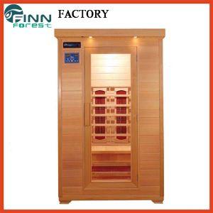 2 Person Mini Far Infrared Sauna Room pictures & photos