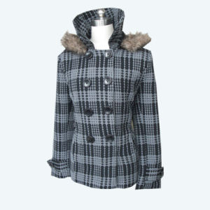 Lady′s Padded Jacket (SHL-PJ001)