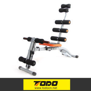Multi-Function Fitness Trainer Wonder Master Six 6 Pack Care Machine pictures & photos