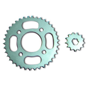 Motorcycle Sprocket Set/428 pictures & photos