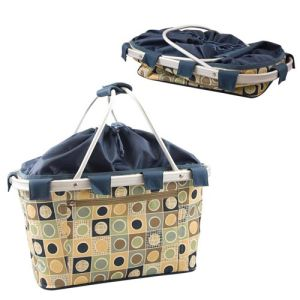 Collapsible Pcinic Hamper Foldable Shopping Hamper pictures & photos