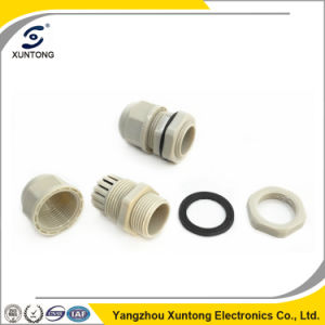 Plastic / Nylon Waterproof IP68 Wire Connector Cable Gland pictures & photos