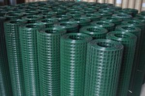 Green Powder Welded Wire Mesh for Farm