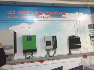 Wall Mounted Hybrid off-Grid Solar Power Inverter pictures & photos