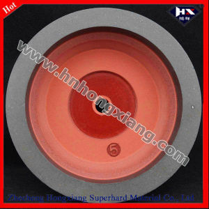 High Quality Resin Diamond Grinding Wheel Continuous pictures & photos