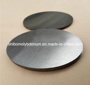 99.95% Pure Molybdenum Round Disc pictures & photos