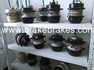 Spring Brake Chamber T9-6200, T12-6200, T16/16, T24/24dd pictures & photos
