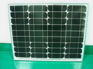 Mono Solar Panel Jgn pictures & photos