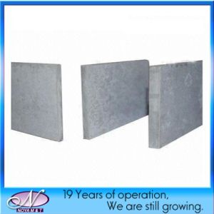 Black Fireproof Fiber Cement Panel for Partition Wall pictures & photos