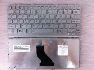 Us Layout Laptop Keyboard for Toshiba T210 T215 Keyboard pictures & photos