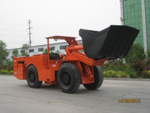 Diesel LHD Wheel Loader pictures & photos