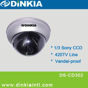 Vandalproof Camera, CCD Camera (DS-CD302)