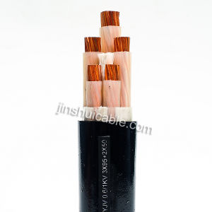 0.6/1-26/35kv Cu/XLPE/PVC Power Cable pictures & photos