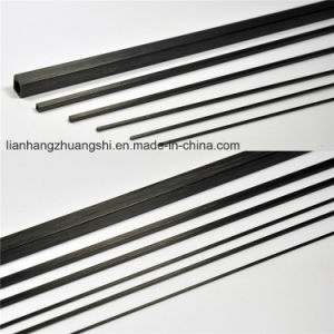 Woven Carbon Fiber Tube for Quadcopter pictures & photos