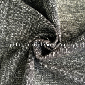 100%Cotton Yarn Dyed Fabric (QF13-0754) pictures & photos