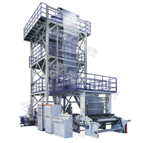 Three to Five Layers Co-Extrusion Film Blowing Machine pictures & photos