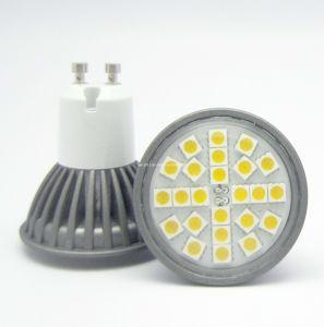 5050 LED 24PCS 4W GU10 AC85-265V LED Spotlight pictures & photos