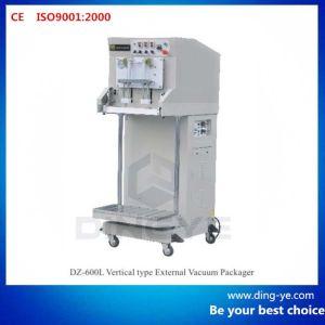 Vertical Type External Vacuum Packager (DZ-600L) pictures & photos