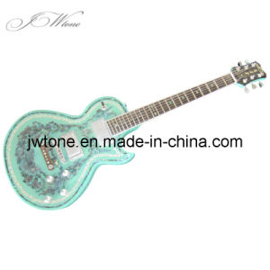 Abalone Body Top Inlay Lp Electric Guitar pictures & photos