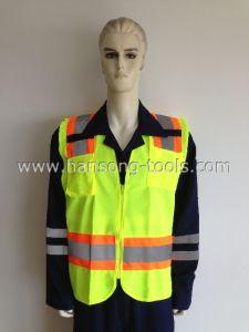 High Brightness Reflective Vest (SE-156) pictures & photos