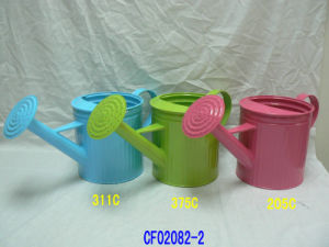 Colorful Watering Cans/Jug/Pitcher/Bucket for Garden/Office/Home pictures & photos
