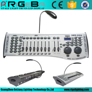 240A 192CH Stage DJ Disco Light 512 DMX Controller pictures & photos