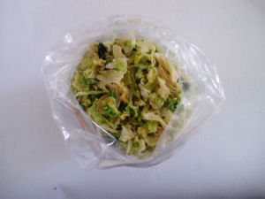 Natural High Quality Dehydrated Cabbage pictures & photos
