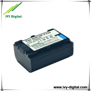 1050mAh Digital Camera/Camcoeder Battery for Sony Powershot (NP-FV50)