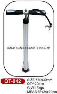 Convenient Bike Pump Qt-042 with Good Design Handlebar pictures & photos