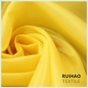 Shrink-Resistant Soft and Comfortable 100%Polyester Press Polish Polyester Taffeta Fabric