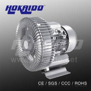 Hokaido Vortex Blower/Side Channel Double Stage Blower (2HB 720 H26) pictures & photos
