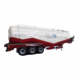 ISO CCC Approved 3 Axles 60cbm Bulk Cement Tank Trailer pictures & photos