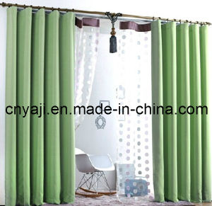 New Double Side Matt Curtain