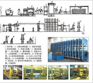 Conveyor Belt Vulcanizing Machine / Rubber Belt Production Line pictures & photos