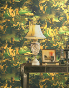 Wallcovering - Golden Years (01)