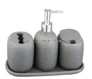 Polyresin Bathroom Set (SBS24)