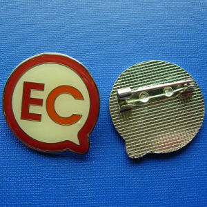 Letter Metal Badge, Custom Different Designs of Organizational Pin (GZHY-LP-025) pictures & photos