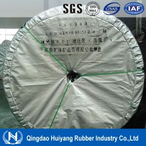 Multi-Ply Fabric Ep Nn Rubber Conveyor Belt pictures & photos