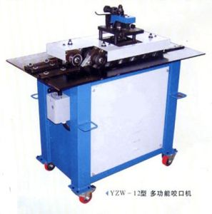 Lock Forming Machine (YZW-12) pictures & photos